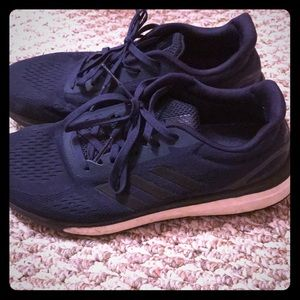 Navy Blue Adidas Boost Endless Energy Sneakers